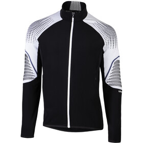 UYN Climable - Chaqueta Running Hombre - blanco/negro